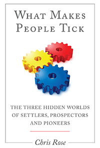 what makes people tick