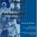 Education and training for effective environmental advocacy
