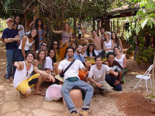 A permaculture model for sustainable land use and appropriate technologies in central Brazil