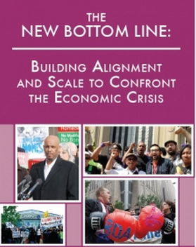 The New Bottom Line: Building Alignment and Scale to Confront the Economic Crisis
