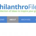 philanthrofiles
