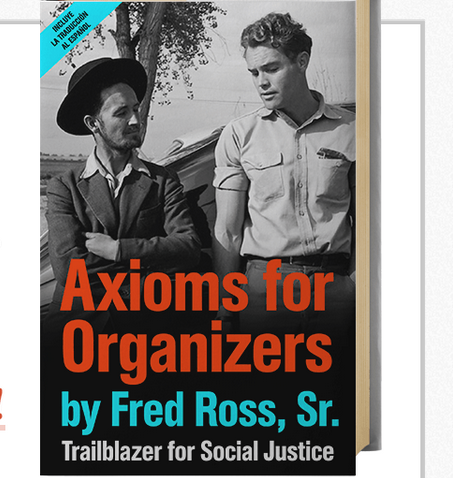 axioms for organisers