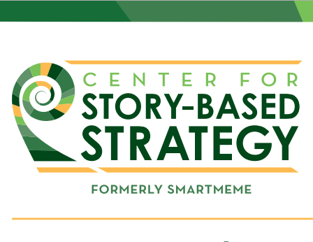 centre for story-based strategy
