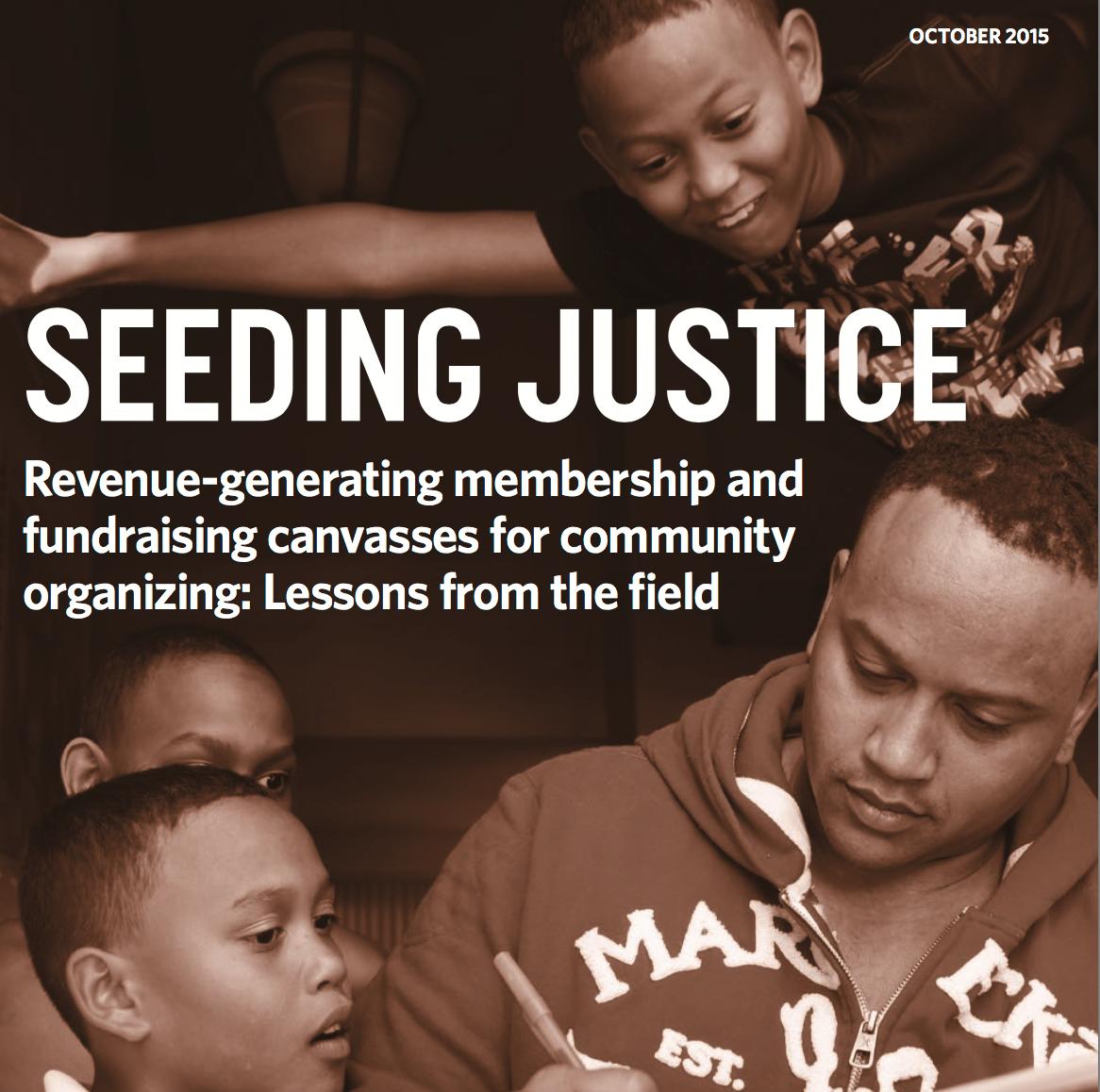 seeding justice