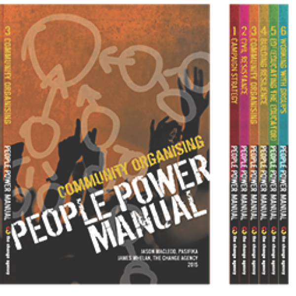 People Power manual covers