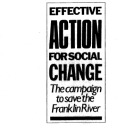 Effective Action for Social Change | The campaign to save the Franklin River (Part 1)