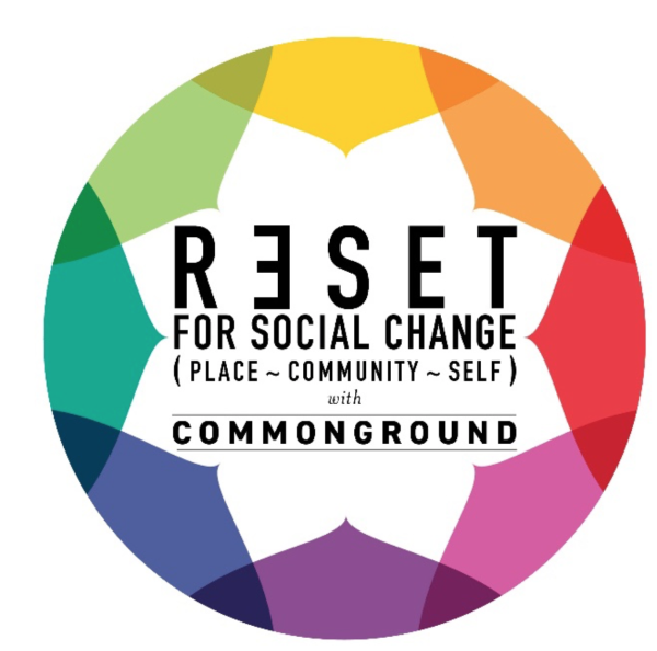 RESET for social change | 18-20 May, CommonGround
