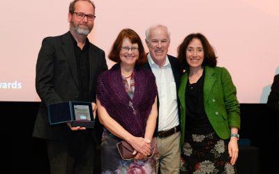 National philanthropic award for tCA's Community Organising Fellowship