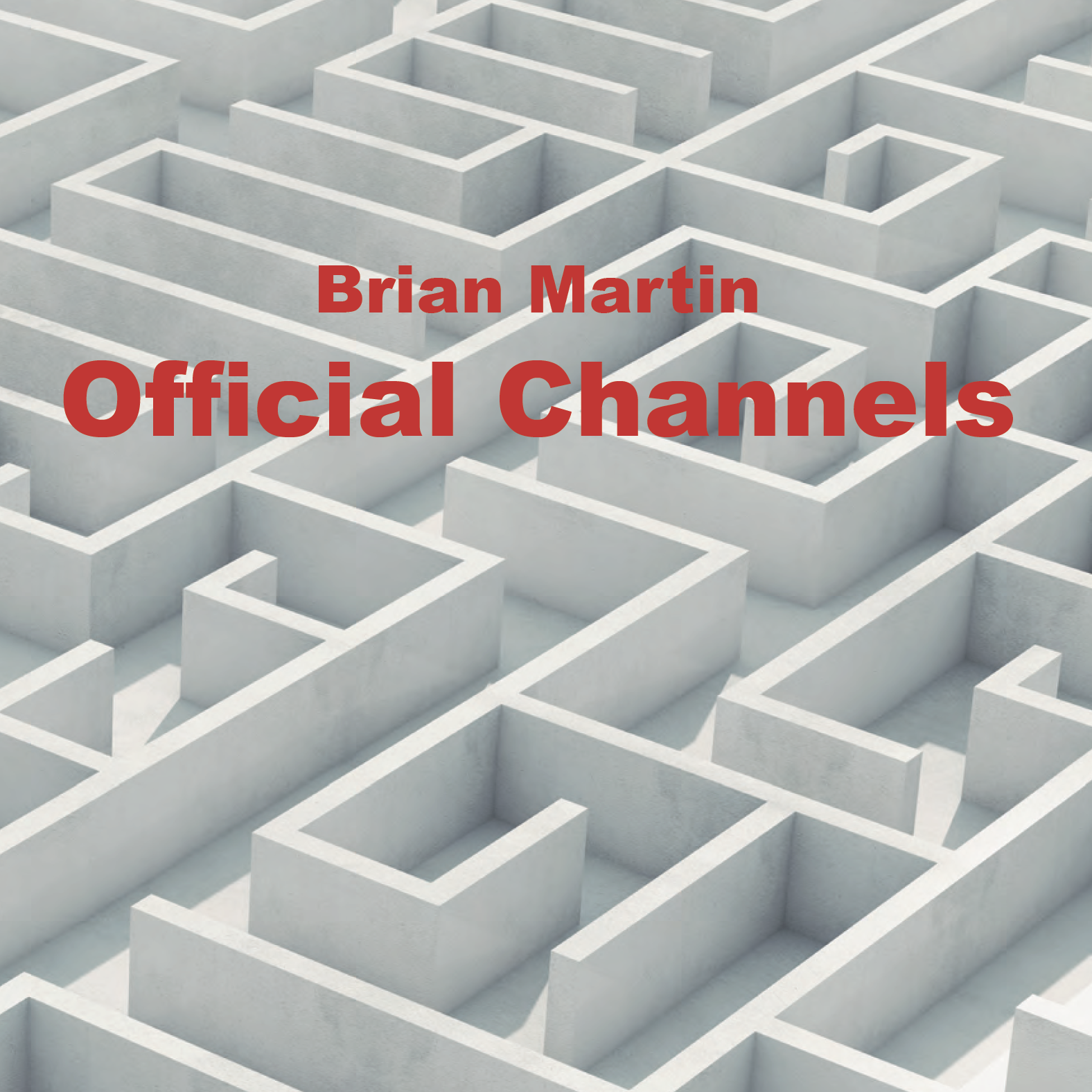 official channels