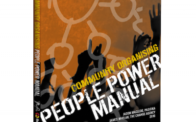 Community Organising Guide: Our second training guide has been published!